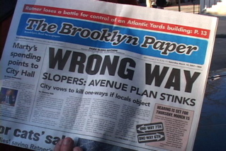 Newspaper Park Slope