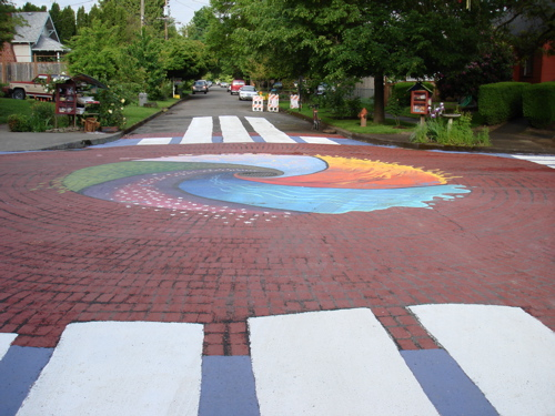 Intersection Repair 5