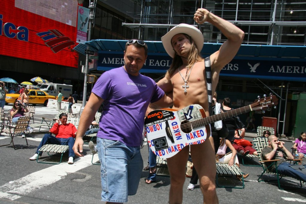 nakedclarencecowboy